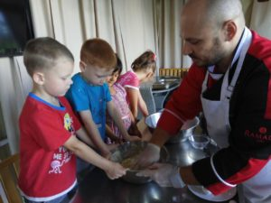 Маленькі господарі великої кухні